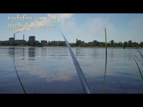 Рыбалка на каяке. Верховодка в Украинке.