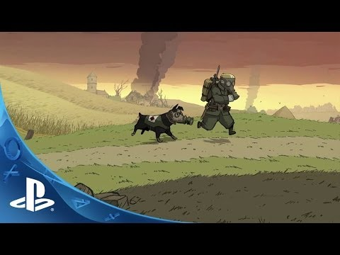 Valiant Hearts: The Great War™ | PS4™ - PlayStation® Trailer