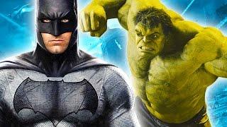 10 Powerful Superheroes That Batman Has Beaten