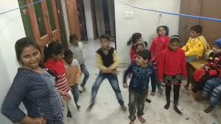 New year party dance 2019
