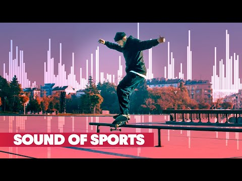 8 Athletes, 1 DJ - This Is The Sound Of Sports w/ KiNK