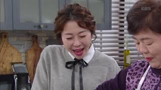 하나뿐인 내편 - 유이 시집살이 위해 준비하는 차화연!.20181215