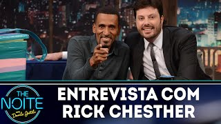 Mix Palestras | Rick Chesther no The Noite