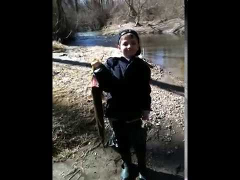 My Nephew's ''Catch of the Day''