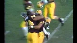 JediASU: 1996 USC vs ASU Courtney Jackson 86yd Fumble Recovery