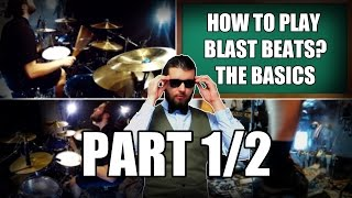How To Play Blast Beats?