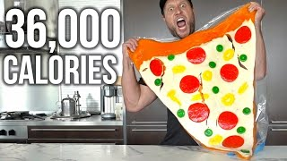 World's Largest Gummy Pizza Slice (28lbs)
