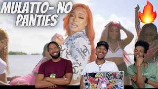 Mulatto- No Panties (Official Video) Reaction!!!