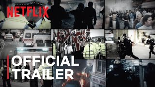 Nail Bomber: Manhunt Netflix Web Series