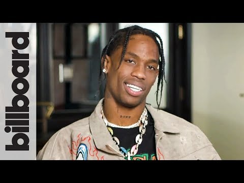 Travis Scott Shares His Childhood Dream Job & You'd NEVER Guess What It is!   Billboard
