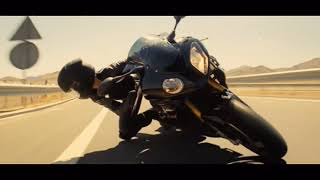 Mission Impossible 5 - Motorbike Chase Scene
