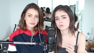 Ocean Eyes - Billie Eilish // Cover by Keara Graves & Alyssa Baker