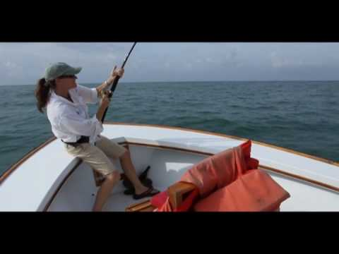Tarpon Fishing at Rio Parismina, Costa Rica