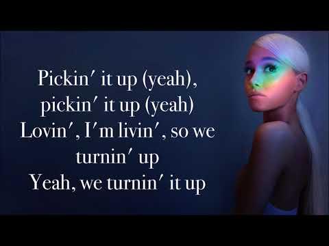 Ariana Grande ~ No Tears Left To Cry ~ Lyrics