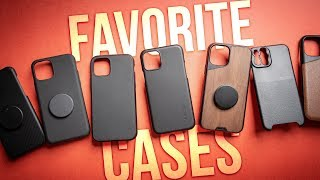 My Favorite iPhone 11 Pro Cases - 2020