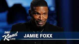 Jamie Foxx on Getting Older, Pandemic Life, and His Dave Chappelle & Al Pacino Impressions