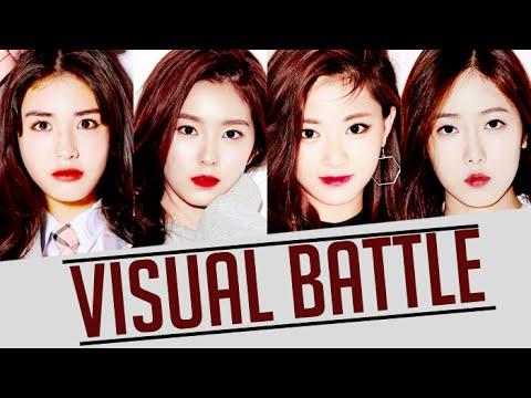 Irene VS Tzuyu VS SinB VS Somi (Visual Battle)