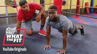 Against The Ropes | Kevin Hart: What The Fit | Laugh Out Loud Network