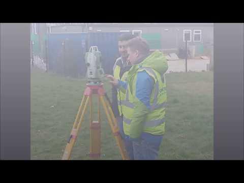 Training on GPS Surveying Equipments