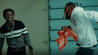 Jackboy - Man Down (Official Video) (feat. Sada Baby)