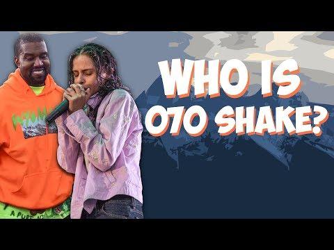 Who is Kanye's New Protégé, 070 Shake?