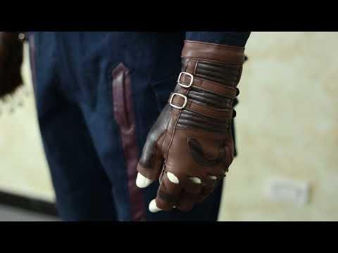 Avengers Infinity war Captain America costume detail