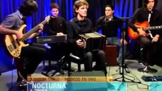 Quantum Tango - Quantum acústico - Nocturna