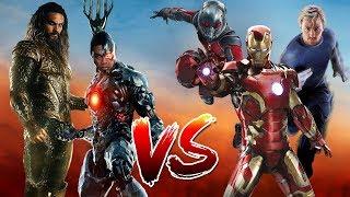 Justice League VS Avengers PART 2 | Who Wins?