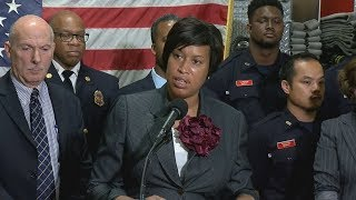 Mayor Muriel Bowser declares state of emergency for D.C. ahead of Florence