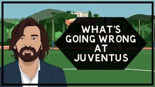 What's going wrong at Juventus?