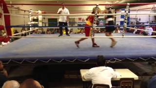 70# Hawaii Girls Junior Olympic Boxing Bout