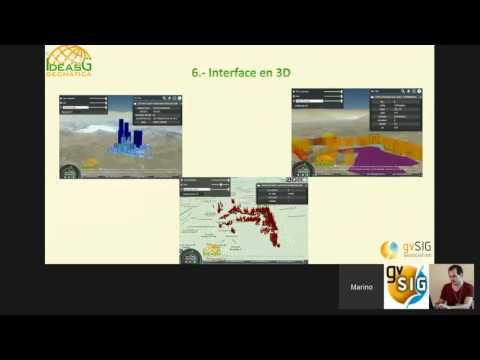 gvSIG Festival - Sistema de Información Geografico para Catastro Municipal con Software Libre
