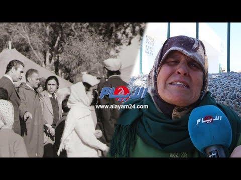 مطرودة من الجزائر- القصة المؤلمة لستينية مشردة في أخطر أحياء الدار البيضاء