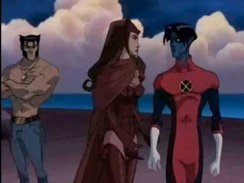 Scarlet Witch and Nightcrawler - YouTube