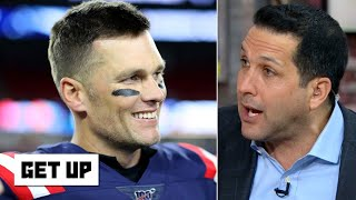 Tom Brady is more likely to retire than stay with the Patriots next season - Adam Schefter | Get Up