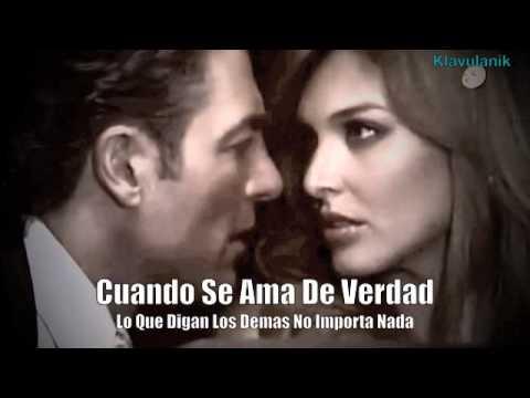El Amor Manda - Maria Jose