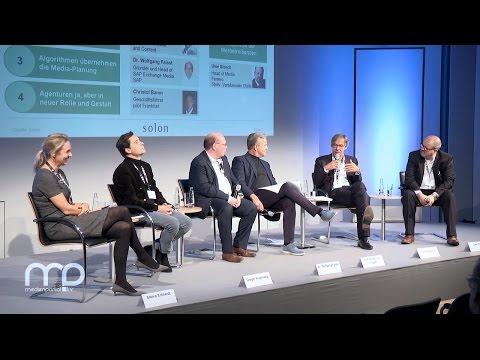 Diskussion: Big Data oder die Zukunft der Mediaagenturen