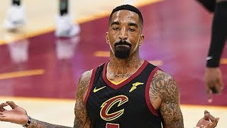 JR Smith ARRESTED AFTER TURNING HIMSELF IN TO THE POLICE AND GETS CHARGED WITH CRIMINAL MISCHIEF!
