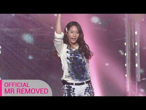 [MR Removed] 121221 f(x) (에프엑스) - Electric Shock MR제거