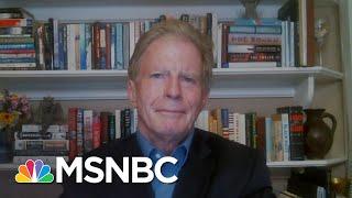 "President Donald Trump Attacks Joe Biden, Claims He's ""Against God."" | The 11th Hour | MSNBC"