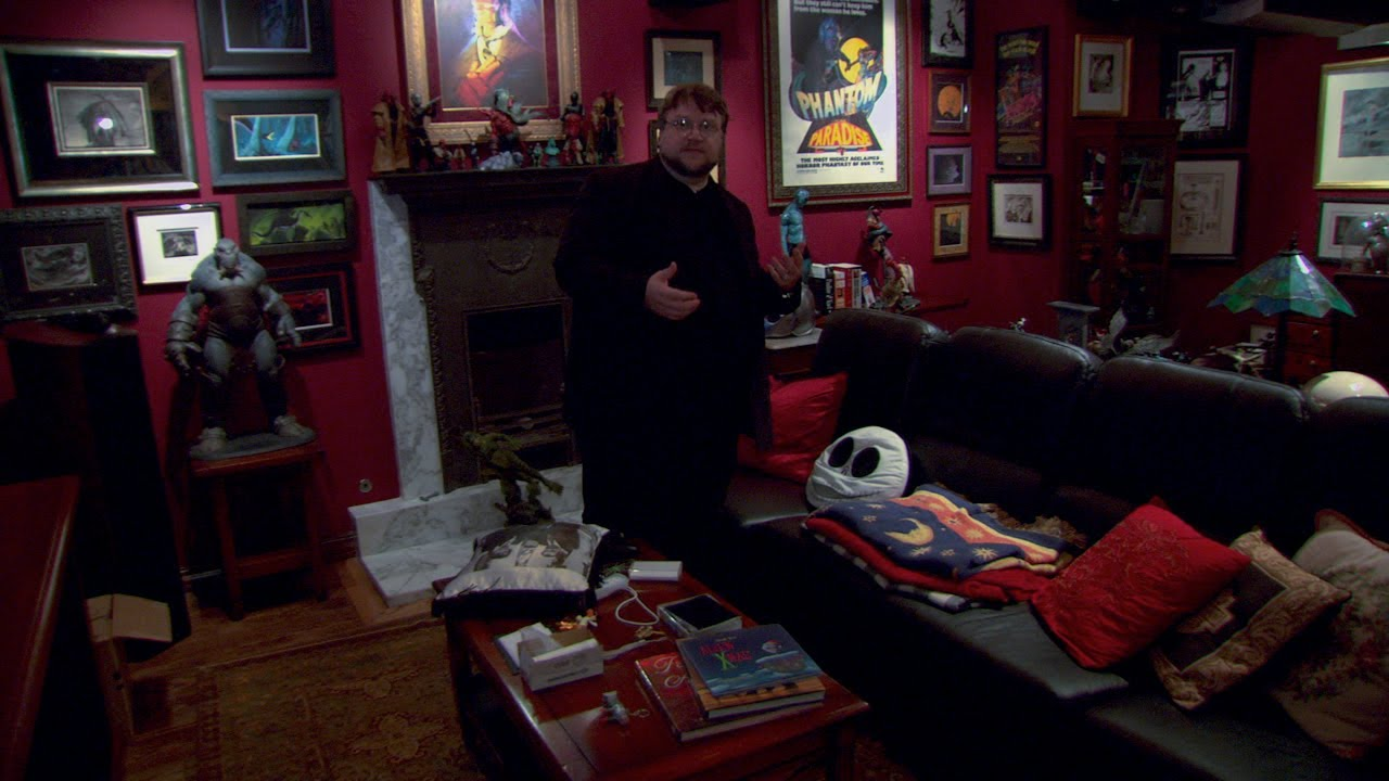 Guillermo Del Toro Welcome To Bleak House Youtube