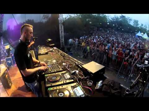 DJ Gumja live at Eco festival 2013, Opatje selo, Slovenia (26.07.2013) (VIDEO SET)