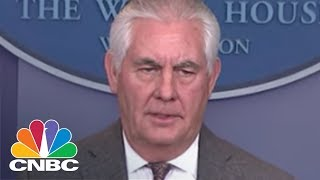 Sec. Rex Tillerson: North Korea Feeling Pressure From Sanctions | CNBC