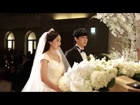Lee Sungmin and Kim Saeun Wedding Video Version 1