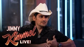 Brad Paisley on His Favorite Austin Restaurants and His New Clothing Line