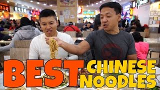 6 Types of Chinese Noodles You Must Try