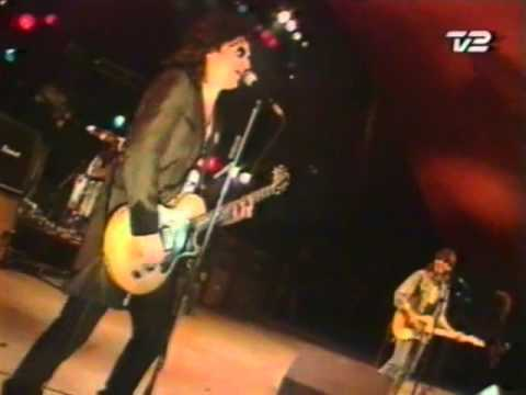 Don't Pass Me By - The Georgia Satellites Live Roskilde festivalen 1988  (part 3 of 8)