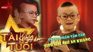 Thánh hài 5 tuổi AN KHANG và tiết mục hay nhất - TẤM CÁM Full.