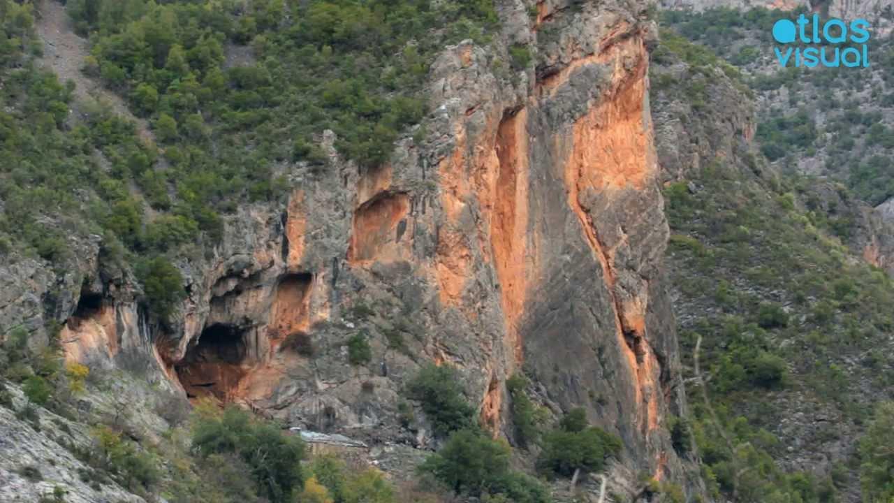 Parnonas Gorge Peloponnese