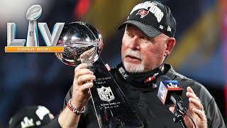Bruce Arians on Super Bowl LV Win: